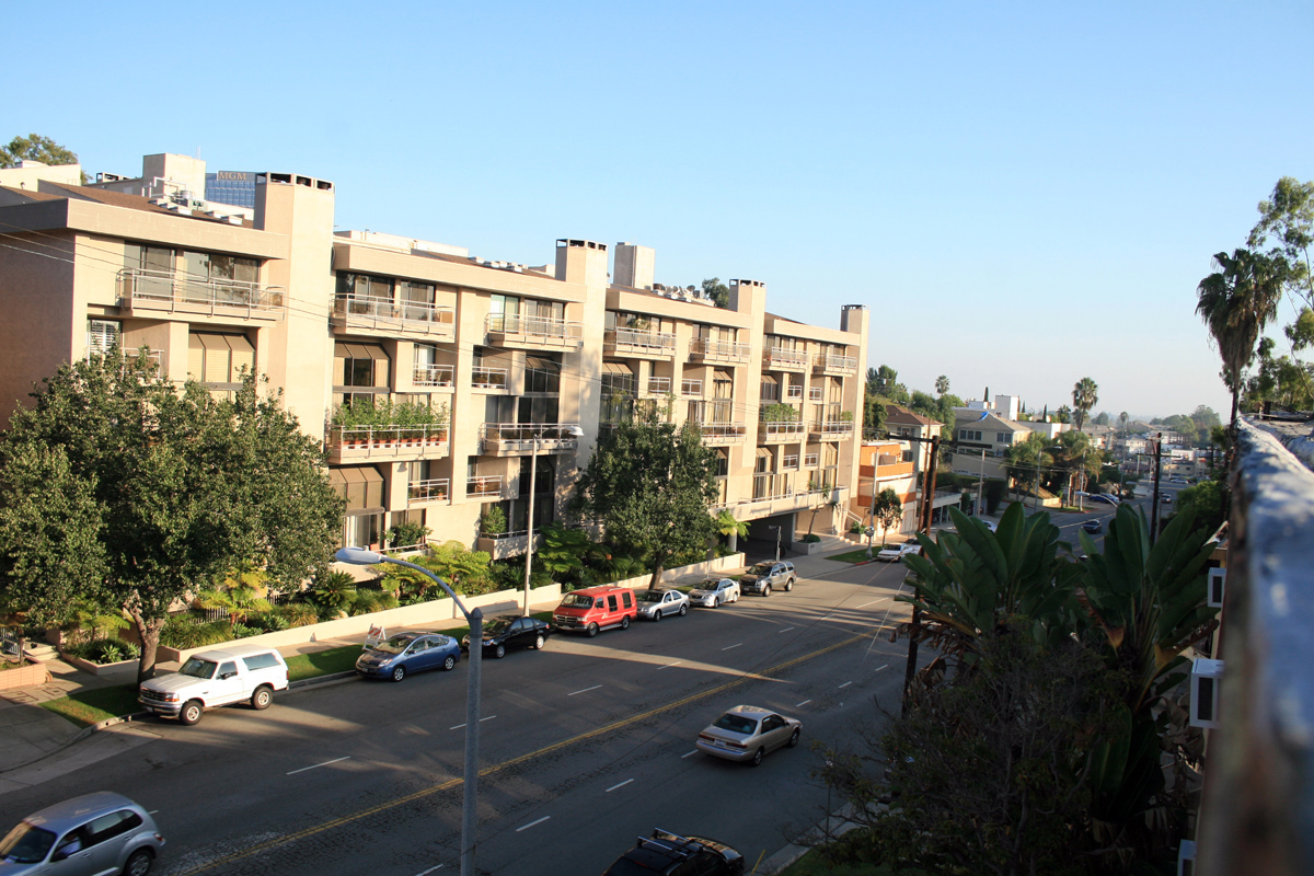 Park West Terrace, 1441 S. Bevelry Glen Blvd., Los Angeles, CA, 90024, USA
